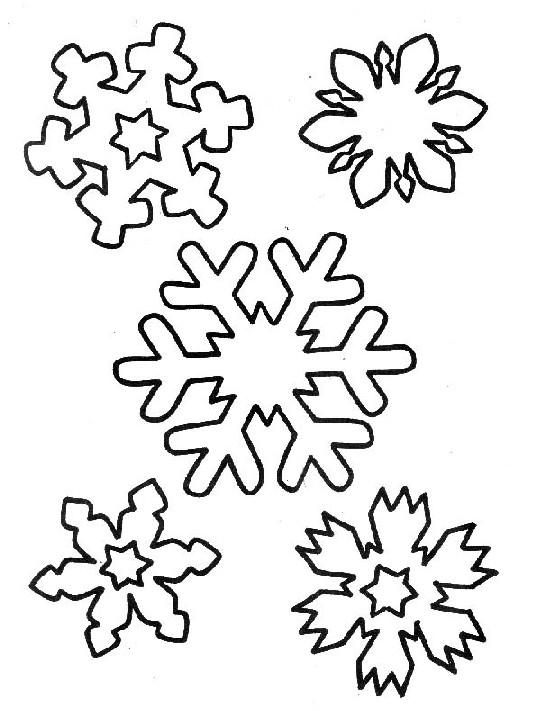 Winter Vorlagen 2 11